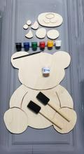 Teddy Bear Cutout Kits are here
