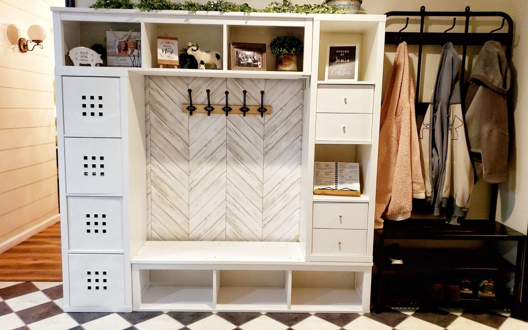 IKEA Hacks and Peel & Stick to Rescue Your Disorganization
